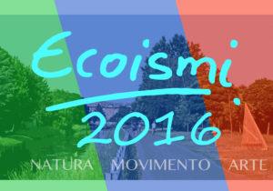 Progetto Ecoismi 2016 - 2.4